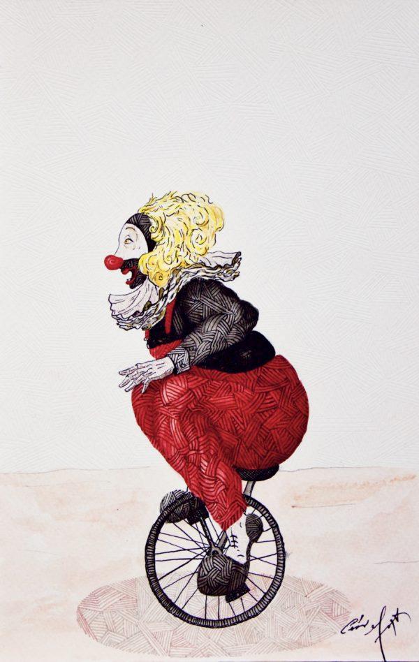 Orson Riding a Bike (Orson en Bicicleta)