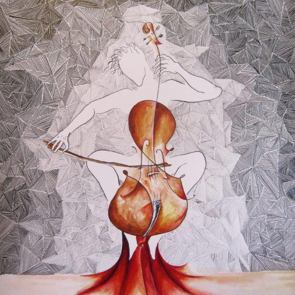 Cello Player (Cellista)
